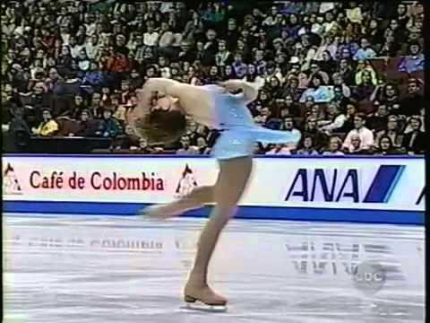 Sarah Hughes SP, Worlds 2001