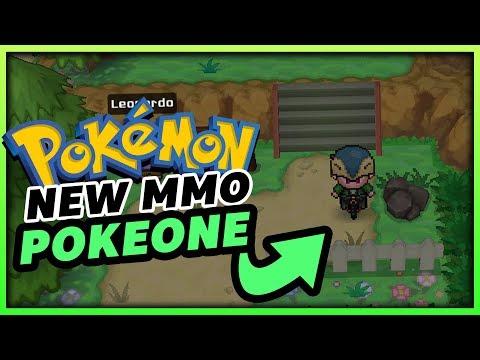 Pokemon NEW MMORPG 3D - PokeOne Online Game!? (UPCOMING POKEMON MMORPG!?)