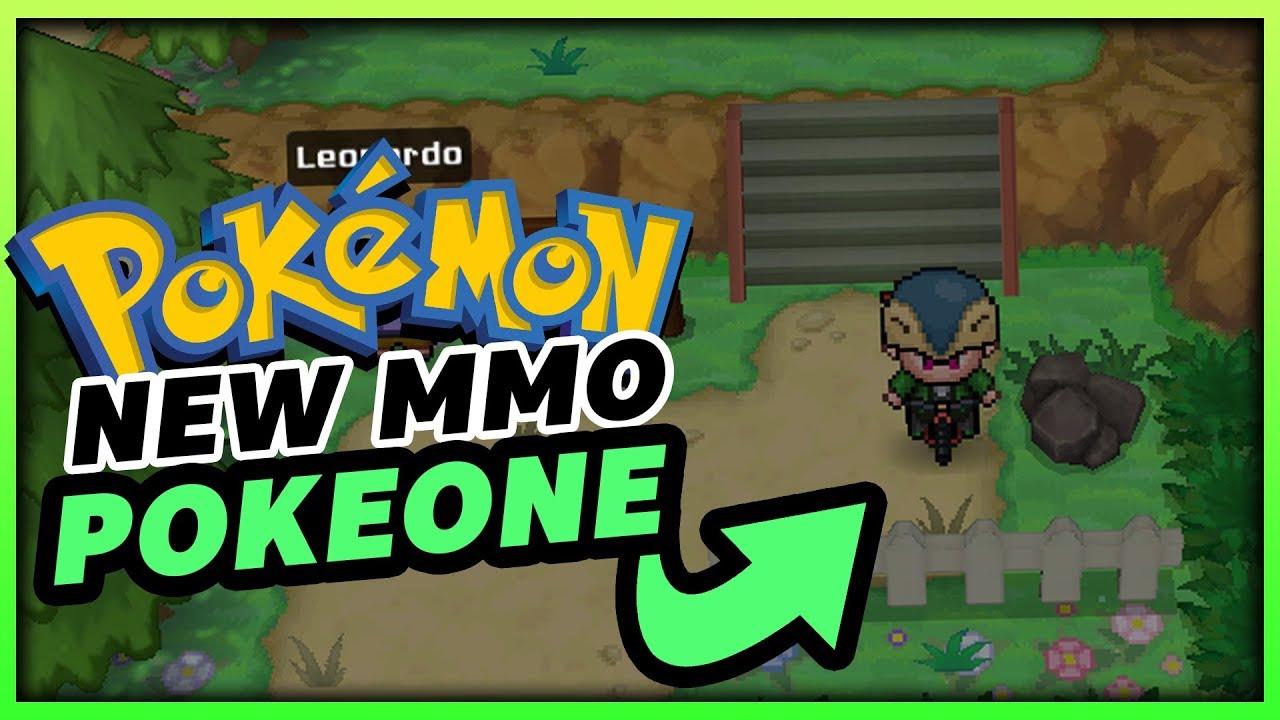 pokemon new mmorpg 3d - pokeone online game!? (upcoming pokemon