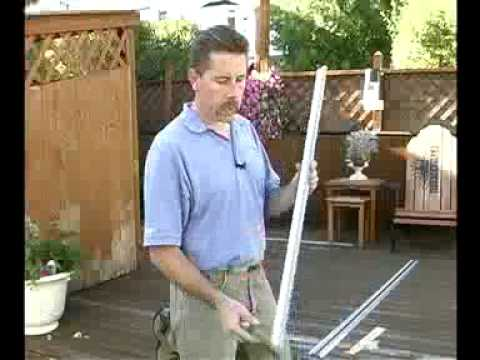 How to install weather stripping around an outside door - Weather stripping exterior doors ...