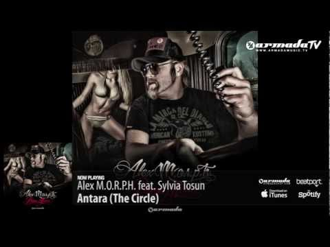 Alex M.O.R.P.H. feat. Sylvia Tosun - Antara (The Circle) (Prime Mover album preview)