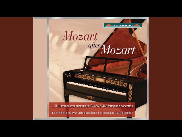 Piano Concerto No. 18 in B-Flat Major, K. 456 (Arr. for Piano, Flute, Violin & Cello) : II....