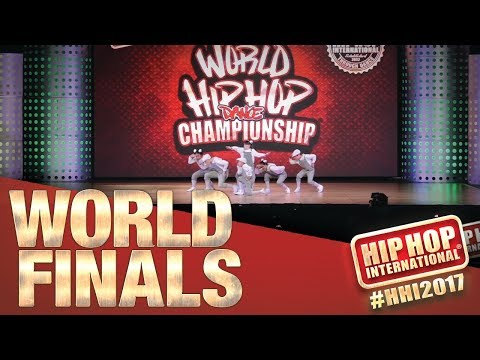 Queen Bz - Canada (Silver Medalist Junior Division) At HHI2017