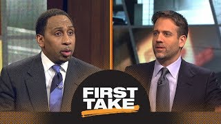 Stephen A. and Max react to Mavericks investigating former CEO for conduct | First Take | ESPN