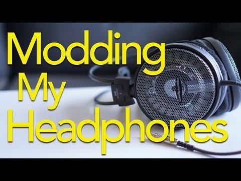 Audiophile Headphone Parts Upgrade!