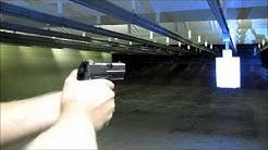 .45 Double Action Combat Pistol Shoot Off (Part 1)