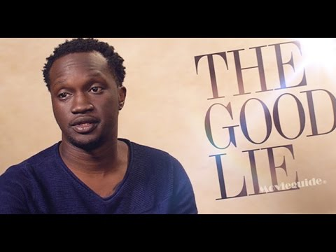 THE GOOD LIE Exclusive s with Arnold Oceng, Margaret Nagle and Kuoth Wiel