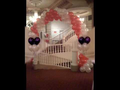 Decoraciones de bodas youtube for Decoracion de salon para boda