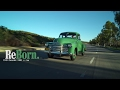 Downshift: Reborn 1949 Chevy 3100 Pickup 4k Ultra HD