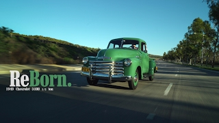 Downshift: Reborn 1949 Chevy 3100 Pickup 4k Ultra HD