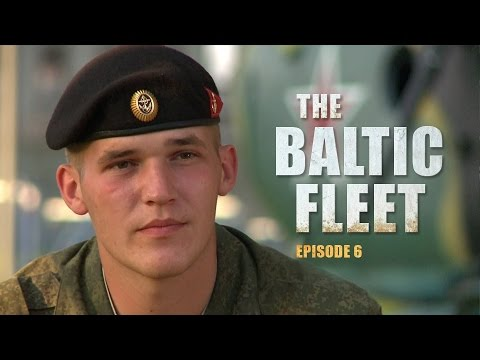 The Baltic Fleet (E06): Marines tackle an obstacle course to build team spirit