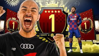 PLATZ 1 DER WELT WEEKEND LEAGUE REWARDS | FIFA 20