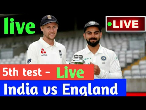 live - india vs england 5th test match, live cricket match today ind vs eng score