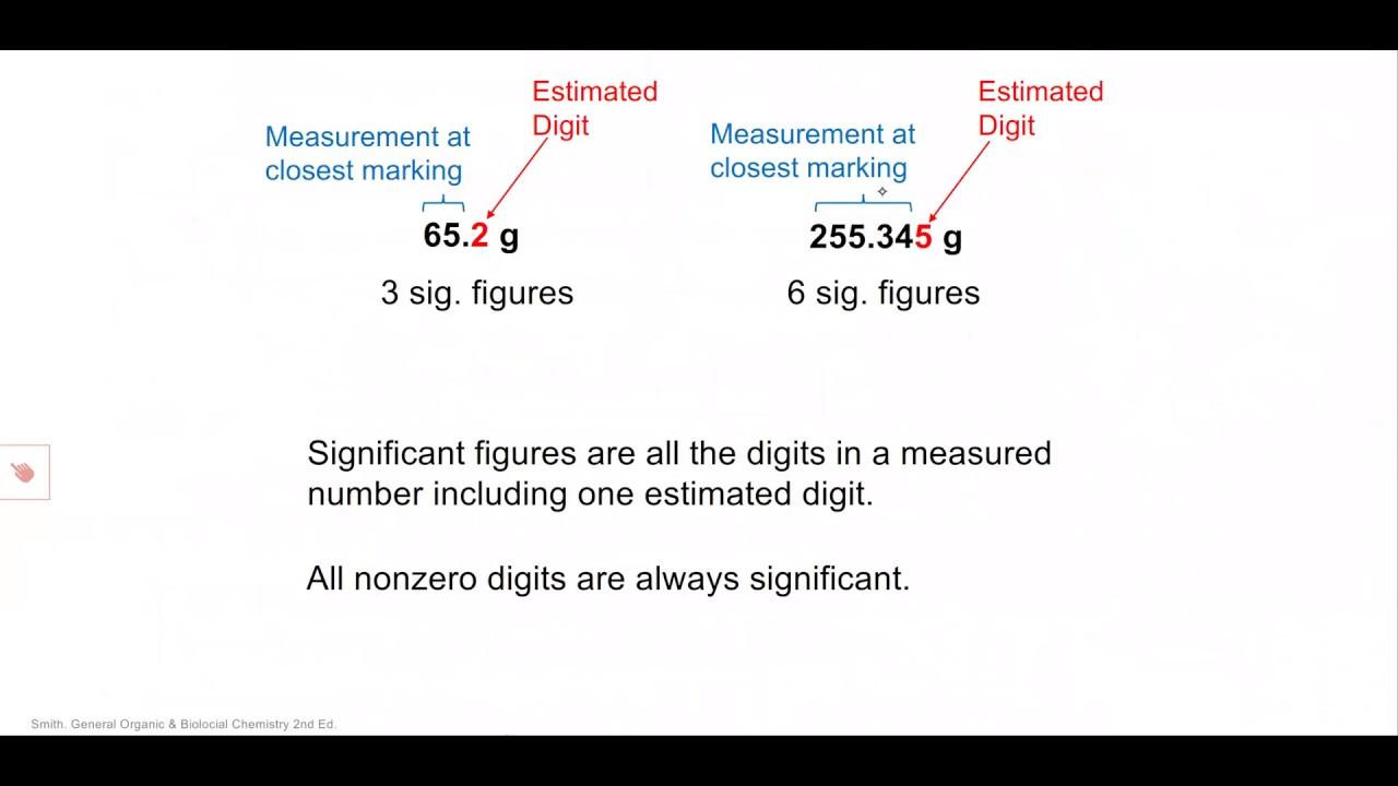 Download Chem 121 Lecture 1D Significant Figures