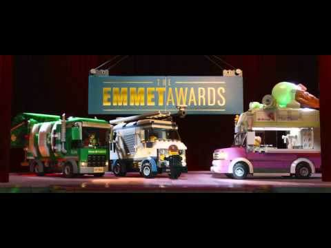 The Emmet Awards Show! - The LEGO Movie