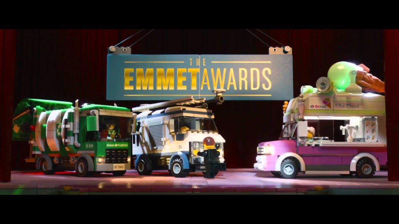 The Emmet Awards Show! – The LEGO Movie