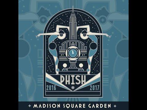 Phish - 12 - 28 - 2016 Madison Square Garden New York New York