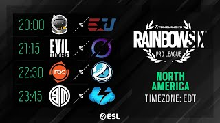 Rainbow Six Pro League - NA - Season XI - Playday #11