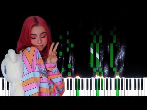 дора — Если хочешь   Кавер на пианино, караоке