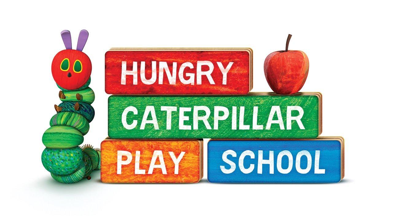 Hungry Caterpillar Play School - Get Preschool Ready!