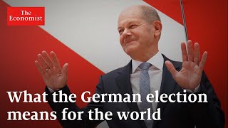 The challenges facing Germany's new leader   The Economist
