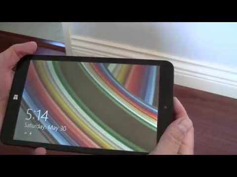Cheapo Tech: DigiLand DL801W 8` Windows 8 1 Tablet Review