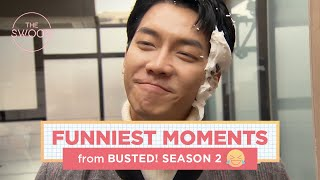 Funniest moments of Busted! Season 2 [ENG SUB]