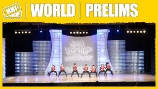 Onizawa Ikka - Japan (Varsity) @ 2013 World Hip Hop Dance Championship
