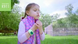 видео часы детские с gps