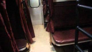 Train AC 3 Tier Train Coach