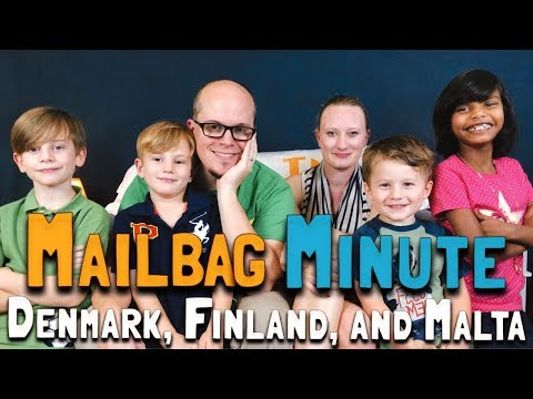 Mailbag Minute: Denmark, Finland, and Malta (February 19, 2018)