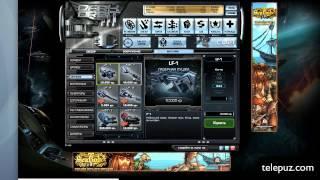 Видео обзор игры Dark Orbit