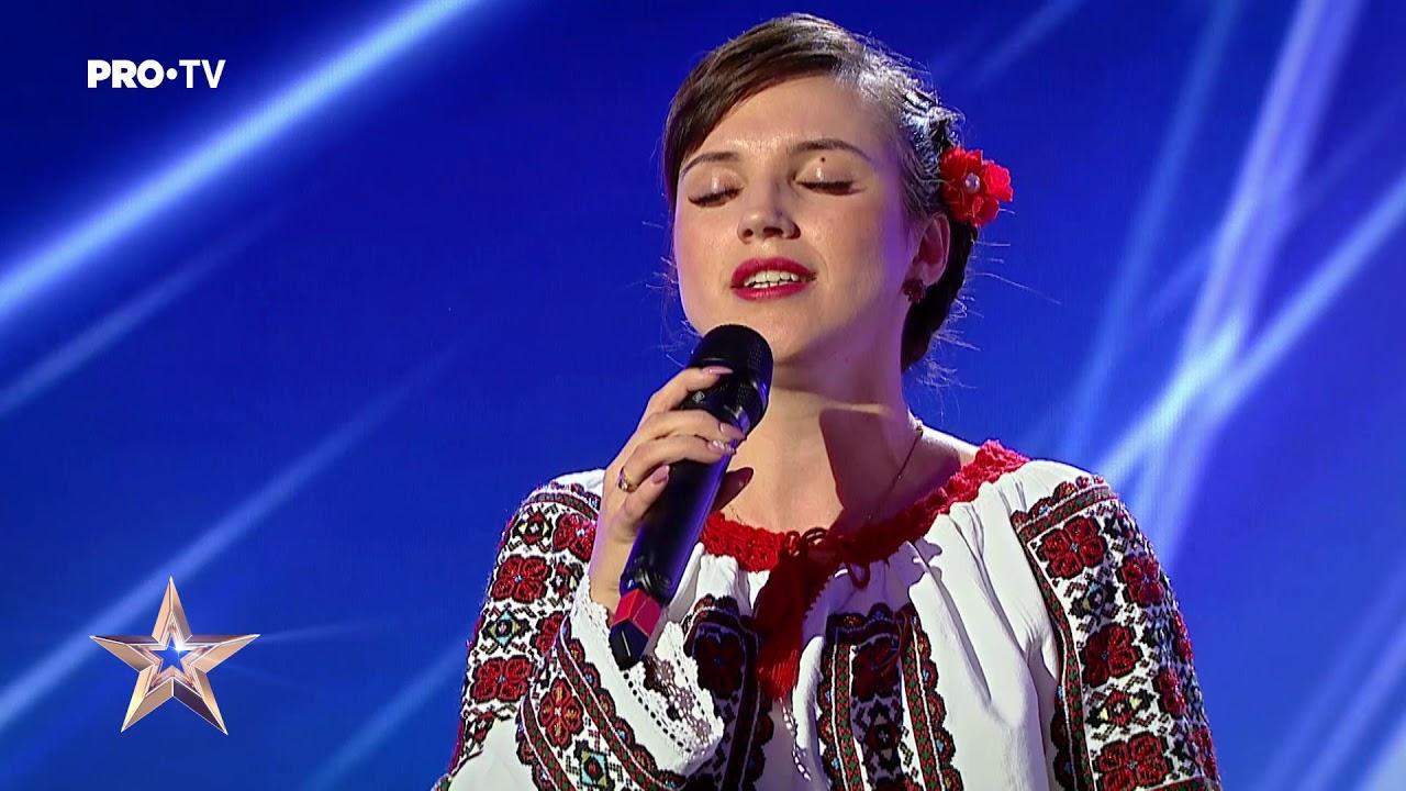 Muzica populară nu a murit niciodată | Sînziana Oslobanu - Românii au Talent