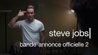 Steve Jobs / Bande-annonce officielle 2 VF [Au cinéma le 3 février 2016]