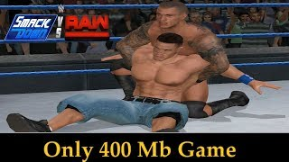 [ 100% SURE ] Download + Install WWE SMACKDOWN VS RAW game for pc