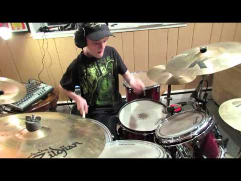 Won't Get Fooled Again - Drum Cover
