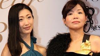 タレントの壇蜜さんとお笑いコンビ「オアシズ」の大久保佳代子さんが、...