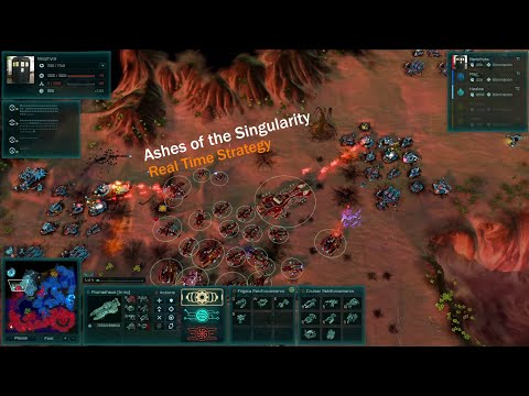What is Ashes of the Singularity?