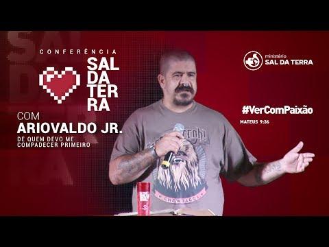 Ariovaldo Carlos Jr. - De quem devo me compadecer primeiro