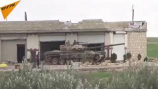 بالفيديو..المساحات التي أصبحت تحت سيطرة الجيش السوري بريف حلب