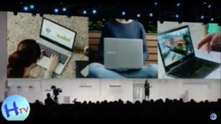 Presentación Samsung en el CES 2017 - Nuevos televisores, Chromebooks, Gear S3 y más