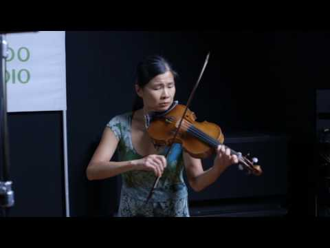 MinTze Wu plays Heinrich Ignaz Franz von Biber - Passacaglia from Mystery Sonatas at CPR Classical