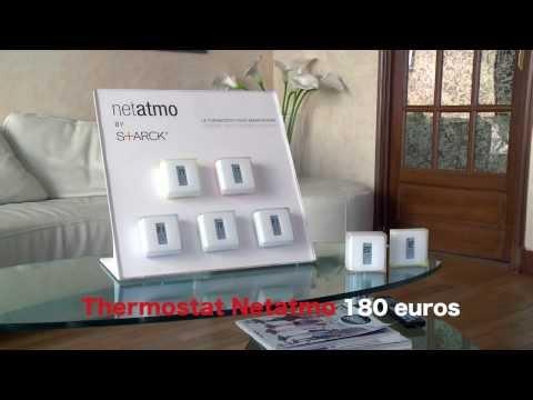 Le Thermostat connecté pour économiser de l'énergie