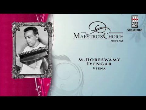 venkatasaila-vihara-hamirkalyani---m.-doreswamy-iyengar-(album:maestro's-choice)