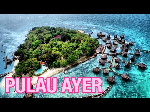 SHORT TRIP VLOG • Maldivesnya Indonesia!😱 - Pulau Ayer Kepulauan Seribu | NABILEBIL