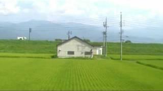 飯山線・北飯山-信濃平