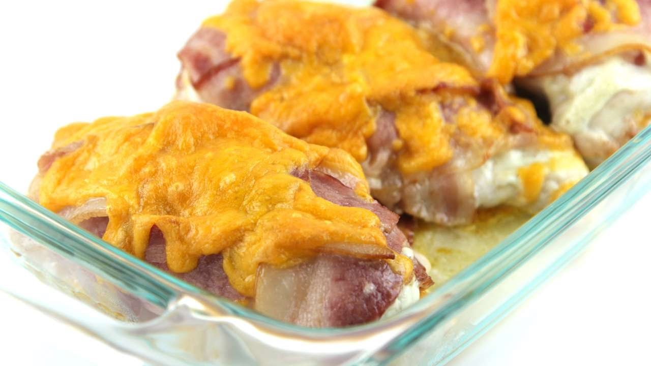 How To Bake A Delectable Cheesy Bacon Ranch Chicken  Diy Food & Drinks  Tutorial  Guidecentral