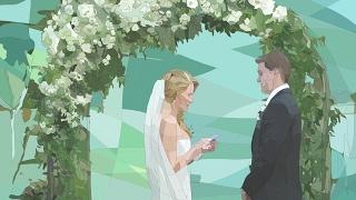 Taylor + CJ: A Wedding Film in Wilmington, NC