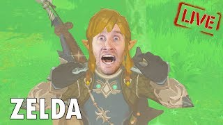 All Dungeons Speedrun Practice in The Legend of Zelda: Breath of the Wild