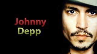 Как Менялись Знаменитости.Джонни Депп / Johnny Depp
